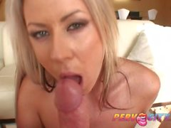 PervCity Slutty Wife Deepthroating