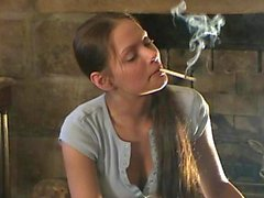- fumador empedernido fumador empedernido fumar fetichismo morena gracioso