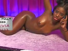 Olivia BS 130612 Naked Solo