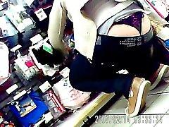 knipperende hidden cams voyeur