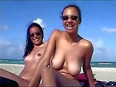 Nude Beach - Women of many Nationalities