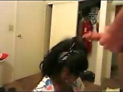 amatör ev yapımı siyah abanoz genç