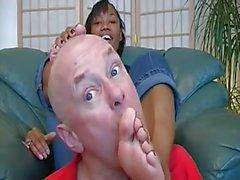 femdom feticismo del piede