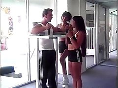 бисексуалов анальный оральный уход за лицом групповой секс