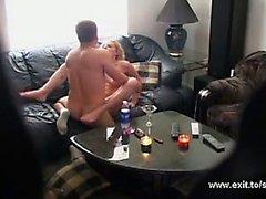 amateur blondine blowjob cum hidden cam