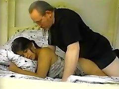 dilettante asiatico voyeur