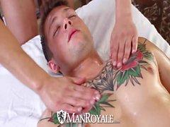гей массаж в одиночку --- мастурбацию
