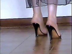 amatör ayak fetişi çorap