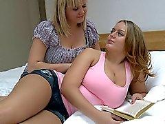 Lesbian Boobies.........