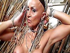 lesbisch masturbatie volwassen blond