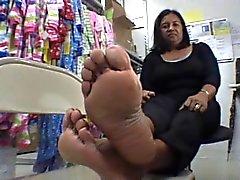 árabe fetichismo del pie