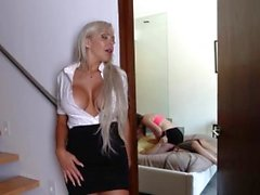 blondin avsugning europe hd milf