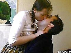 çift vajinal seks mastürbasyon oral seks esmer