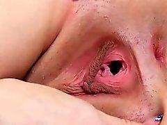 brunett närbild tjeckiska