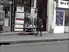 frans publieke naaktheid voyeur