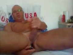 hot dad play with his toy