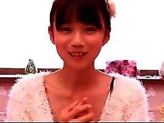 asiatico tastare giapponese mutandine adolescente