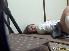 droit bébé étudiant asiatique japonais