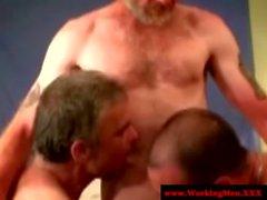 homosexuell gesichts blowjob rau