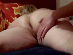 Creampied Ass