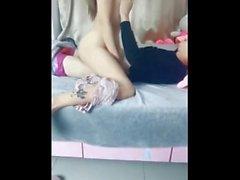 Chinese Cam Girl 鹿少女 Miss Deer - Fucks Nephew