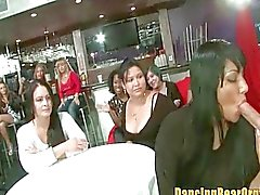 Amateur Girls Suck Stripper Cocks at Stripclu