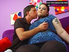 Bbw Red Hair Fucks With Giant Tits And Fat Ass Part 1