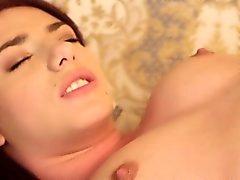 bambino brunetta europeo masturbazione assolo