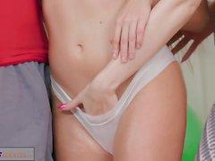 filles gros seins sportif