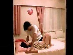 asiatique doigté massage