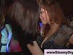 Cfnm party amateur party babes