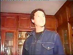 amateur pijpbeurt italiaans drietal