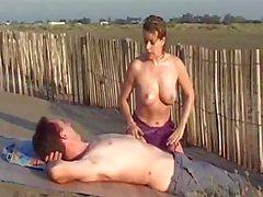 plage pipe français pornstar