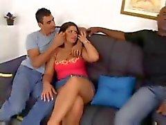 brésilien double pénétration sexe en groupe milfs triplettes