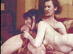 пара вагинального секса оральный секс брюнетка