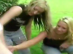 blondine cfnm fetisch