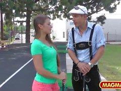MAGMA FILM Hot Mini-golf lessons
