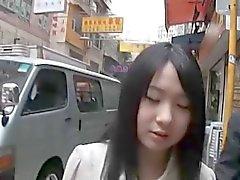 asiático piscando japonês softcore voyeur