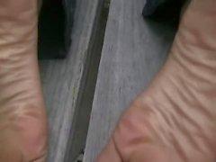 Melissas ebony feet part 3 (tickle)