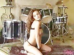 andie valentino pornostar brünett großen den arsch groß titten