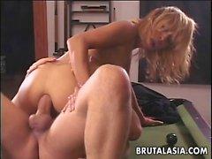 anal sarışın oral seks doggystyle