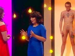 nudez em público voyeur striptease audição mamilos inchados