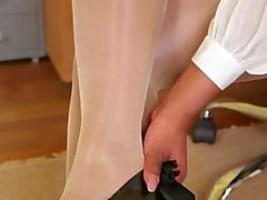 Pantyhose and exotic undress only