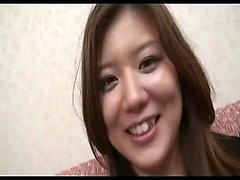 Ravishing Japanese girl in stockings is ready to be fed a s