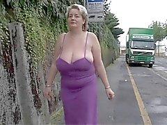 bbw grote borsten rijpt
