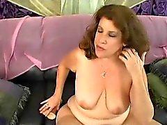BBW Monica Recieves Cock Up Her Fat Ass