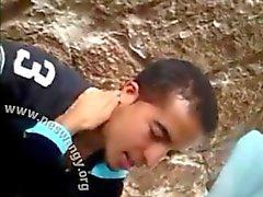 étudiant jeune étudiant arabe