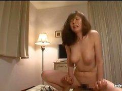 amador asiático boquete masturbação japonês