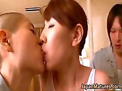 Misa Yuki real asian housewife getting part4