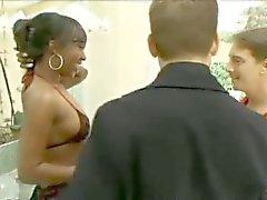 anaali musta ja ebony hardcore